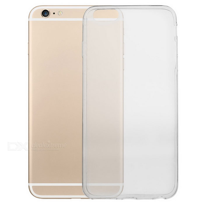 S-What Ultrathin TPU Back Case for IPHONE 6 PLUS/6S PLUS - TransparentTPU Cases<br>Form ColorTransparentQuantity1 DX.PCM.Model.AttributeModel.UnitMaterialTPUCompatible ModelsIPHONE 6S PLUS,IPHONE 6 PLUSDesignSolid Color,TransparentStyleBack CasesPacking List1 x Case<br>