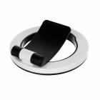 Desktop Phone Holder Stand for IPHONE / Samsung & More - Black + White