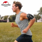 "NatureHike Sports Jogging Armband Arm Bag for 5.5"" Phone - Black"