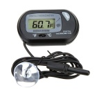 LCD Digital Fish Tank Aquarium Temperature Thermometer Water Terrarium