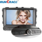 Rungrace 7-inch 2 Din  Car (NO)DVD Player for Ssangyong Rexton W w/ BT,GPS,RDS,ISDB-T,RL-917WGNR