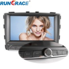 Rungrace Android 7-inch 2 Din Car (NO)DVD Player for Ssangyong RextonW w/ BT,GPS,RDS,WiFi,IPOD,DVB-T