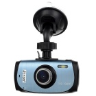 Jtron 2.7LTPS 16:9 Car Driving Recorder with High Definition - Blue
