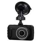 Jtron 2.7'' 120' Wide-Angle Car Digital Video Camcorder - Black