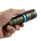 KINFIRE XM-L2 U2 1-LED 900lm IPX8 Waterproof Diving Flashlight - Green