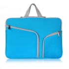 "ASLING bolsa de bolso bolsa zip para MACBOOK AIR 11,6"" - azul"