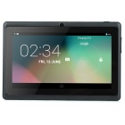 "MAIKOU A33 7"" Tablet PC w/ 512MB RAM, 8GB ROM - Black (EU Plug)"