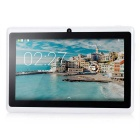 "MAIKOU 7"" Capacitive Screen Android 4.4 Quad-Core w/ 512MB RAM, 8GB ROM, Wi-Fi - White (EU Plug)"