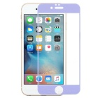 Tempered Glass Screen Protector Guard for IPHONE 6S - Purple