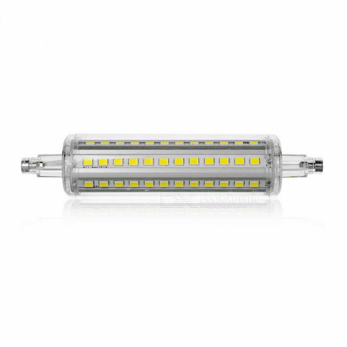 R7S 8.7W LED Lamp Cold White Light 1117lm 72-SMD 2835 (AC 85~265V)