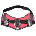 PANNOVO 360° Rotation Adjustable Dog Pet Chest Strap Mount  for Gopro Hero 3/3+/4 - Red