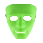 High Quality ABS Cool Halloween Face Mask - Green