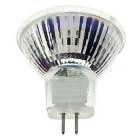 MR11 3W LED Lamp Bulb Warm White Light 3000K 120lm 9-SMD 5730 (5PCS)