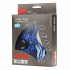 Outdoor Multifunctional Activated Carbon Cycling Mask - Blue