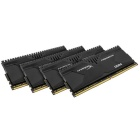 Kingston HyperX Predator 4 x 8 GB 2400MHz DDR4 Non-ECC CL12 DIMM XMP PC4-19200 HX424C12PBK4/32