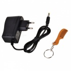 12V 2A Universal Power Adapter Charger - Black (EU Plug / 4.0*1.7mm)
