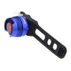 FandyFire LED 2.6lm 3-Mode Red Light Bike Tail Safety Light - Blue