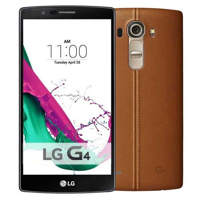 LG G4 H815 3GB RAM 32GB ROM Phone - Brown