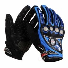 PRO-BIKER MCS23 Bike Motorcycle Outdoor Cycling Breathable Full-Finger Gloves - Blue (Pair / XL)