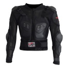 PRO-BIKER HX-P13 Outdoor Long-Sleeved Cycling Body Armor Safety Jackets - Black (XXL)