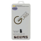S-What 9H Tempered Glass Film for IPHONE 6 / 6S - Black + Transparent