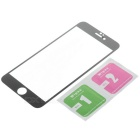 S-What 9H Glass Screen Protector for IPHONE 6 PLUS / 6S PLUS - Black
