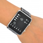 LED Binary Wrist Watch with Date Display (1*CR2032)