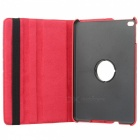 US Flag Pattern PU Case for IPAD MINI 4 - Red + Blue + Multi-Color