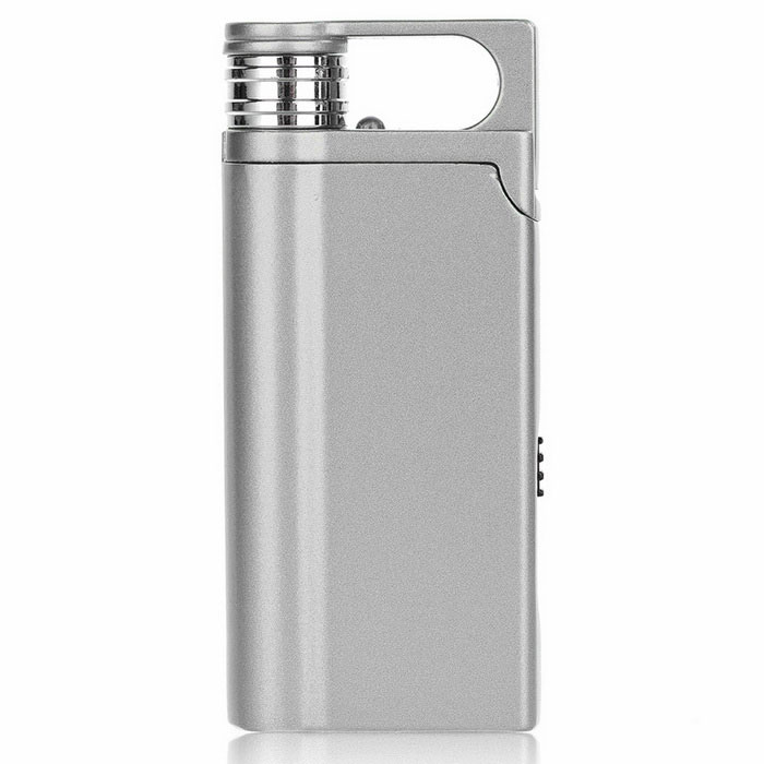 MAIKOU Rechargeable Electronic Cigarette Lighter - Silver