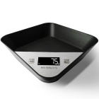 "Prointxp TKS02 Digital Tray Scale w/ 0.8"" Screen - Black (5000g/1g)"
