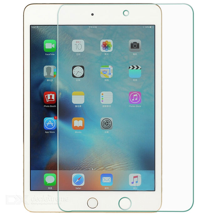 Clear PET Screen Guard Protector for IPAD MINI 4 - Transparent (3PCS)