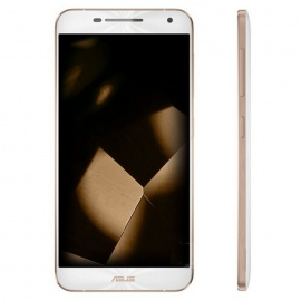 ASUS Pegasus2 Plus(ASUS-X550) Phone w/ 3GB RAM, 16GB ROM - White+Gold