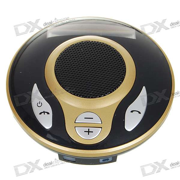 "2.0"" LCD Rechargeable Bluetooth V2.1 Caller ID Handsfree Speaker Car Kit with Clip"