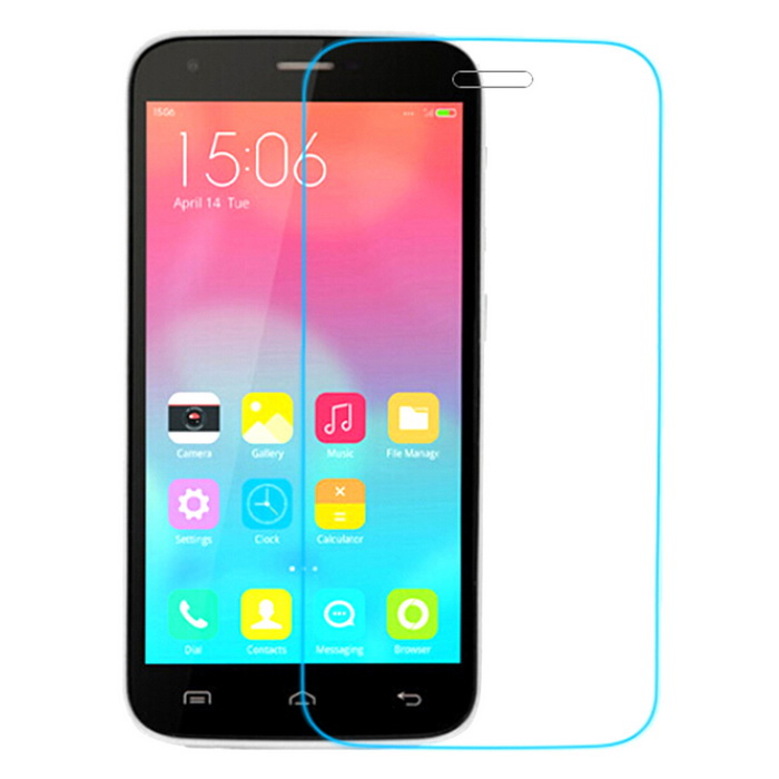 TOCHIC Tempered Glass Membrane for 5''  DOOGEE VALENCIA2 Y100 - Transparent