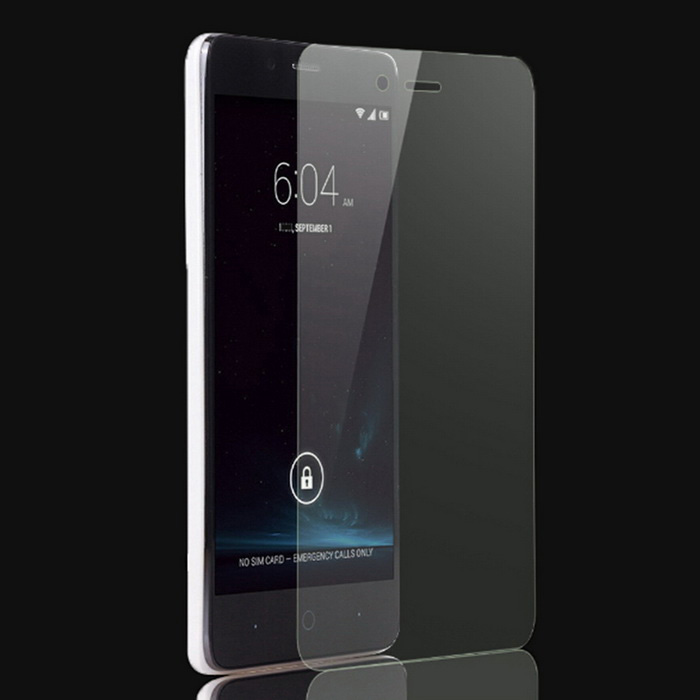 TOCHIC Tempered Glass Screen Protector Film for Elephone P6000 - Transparent