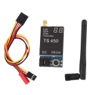 TS450 5.8G 450mW 32 Channels Wireless HD FM Video Transmitter Module for FPV