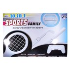 10-in-1 Sports and Driving Pack for Wii