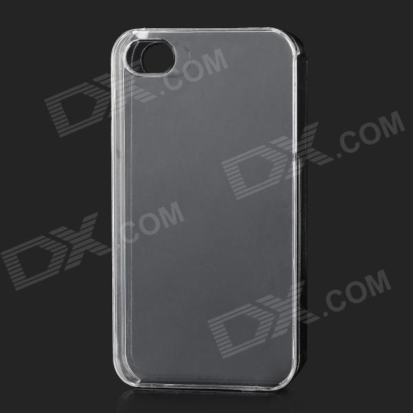 Protective Plastic Case for Iphone 4 (Translucent)