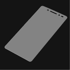 Tempered Glass Screen Protector Guard for Huawei Honor 7 - Transparent