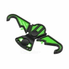 Bat Style Desktop Folding Mount for Mobile Phones - Green + Black