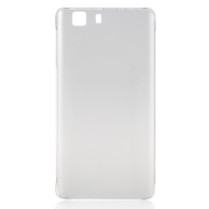 DOOGEE PC Back Case Cover for DOOGEE X5 / X5 Pro - Translucent White