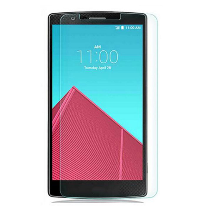Vidro temperado Screen Guard Protector para LG G4 - Transparente