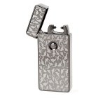 MAIKOU MK-001 USB Rechargeable Electronic Cigarette Lighter - Black