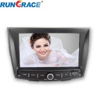 Rungrace Android 8-inch 2 Din Car (NO)DVD Player for Ssangyong Tivolan w/ BT,GPS,IPOD,WIFI,RL-916AGN