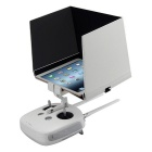 "7.9"" Quadcopter Remote Control Tablet PC Sunshade Hood for DJI - White"