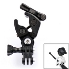 PANNOVO Universal Fixed Clip Holoder Gun / Fishing Rod / Bow and Arrow Mount Set for Gopro Hero 3+/4