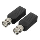 UTP Twisted-pair Passive Video Balun / Video Transceiver (2PCS)
