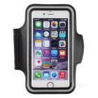 Outdoor Sports Armband Case / Arm Bag for IPHONE 6 / 6S - Black