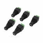 JRLED DC-adapter for 2835-5730-5050-3528-5630 Light Bar (5PCS)