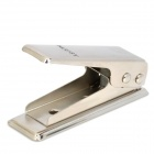 Stainless Steel Micro Sim Card Cutter with Micro Sim Card Adapters for Apple iPad/iPhone 4